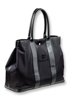 Media Flo Promotional Tote Bag by Crittenden Creative, Inc. (CCI) San Diego